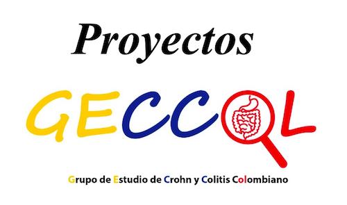 Únete al  «Grupo de Estudio de Crohn y Colitis Colombiano (GECCOL)